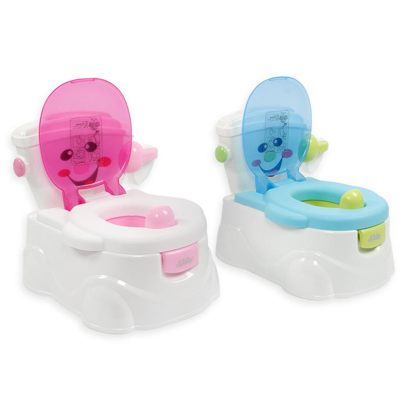 Brilliant Cartoon Baby Toilet Bowl Cute Potty Training Pan Toilet Seat Ibusinesslaw Wood Chair Design Ideas Ibusinesslaworg