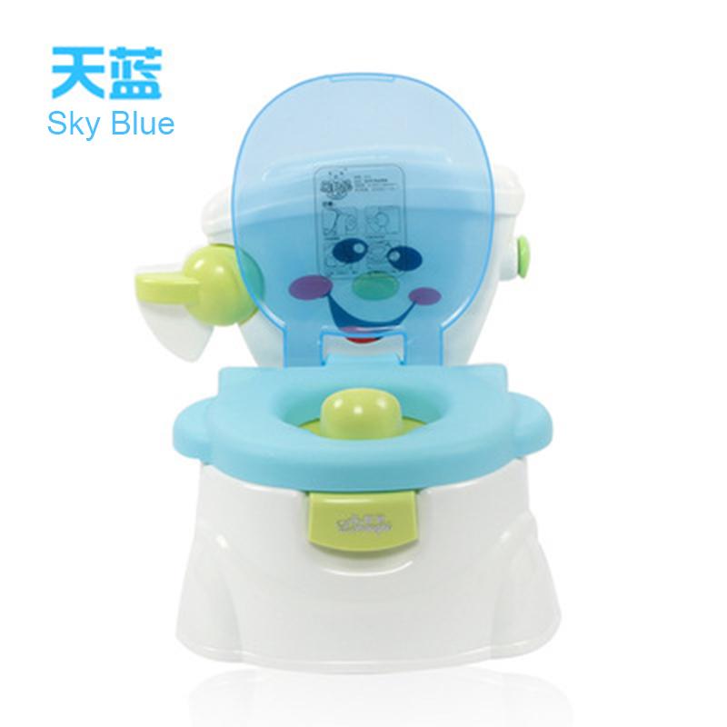Cartoon Baby Toilet Bowl Cute Potty Training Pan Toilet Seat Children