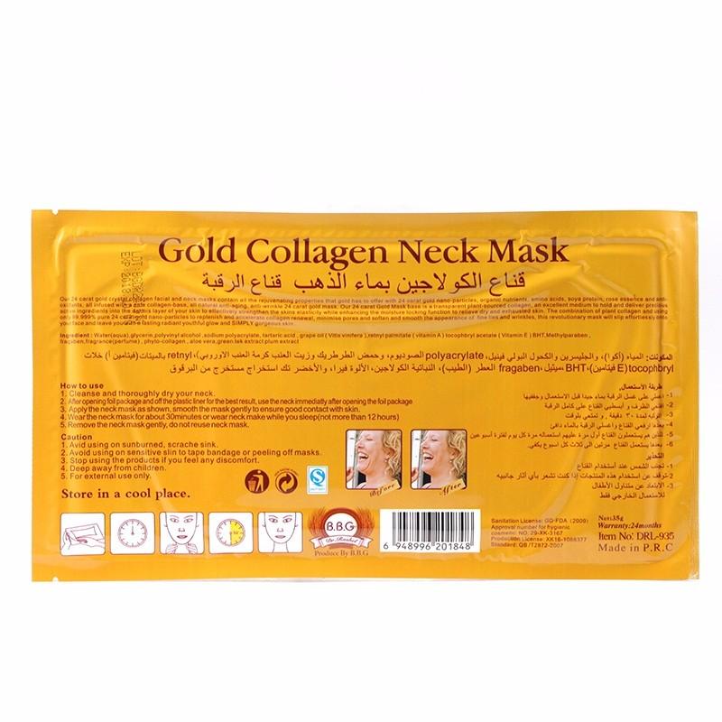 DR-RASHEL Collagen Neck Mask