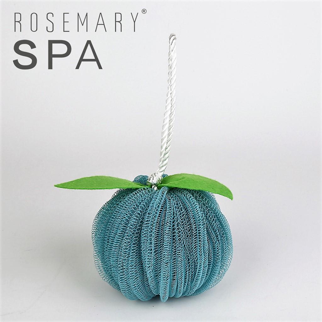 Buy 1 Get 1 Free Rosemary Spa Leaf Sponge Body Shower Body Cleaning