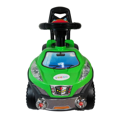 Q03-2 Veego Suv Kid Push Car (Green)