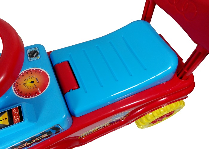 QX8832 Veego Happy Angel Kid Push Car (Red)