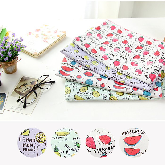 Korea Design Cutie PP Document Bag / Hand Pouch/File Holder