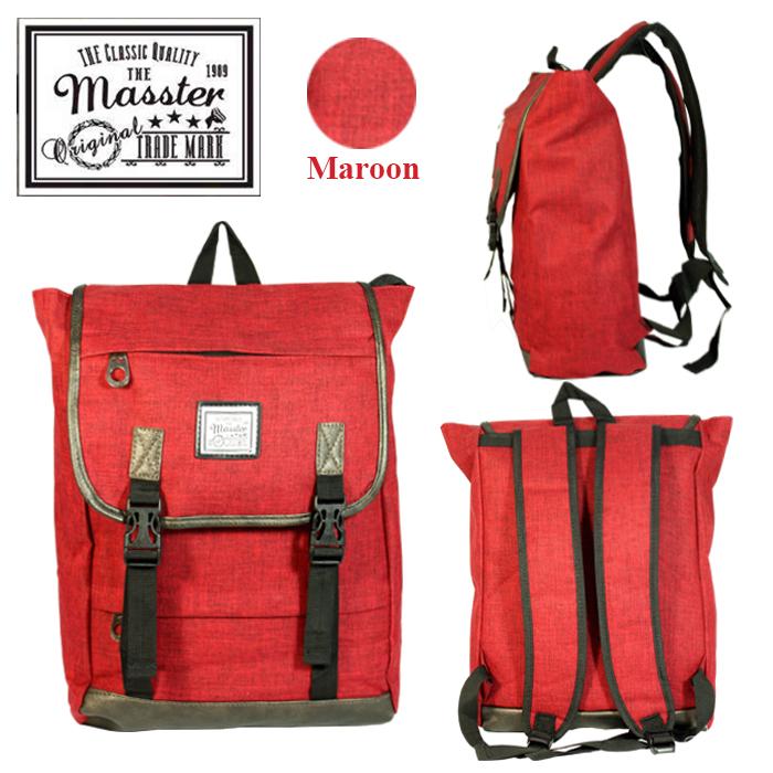 Masster 12490HS School Bag/ Leisure/ Travel Backpack