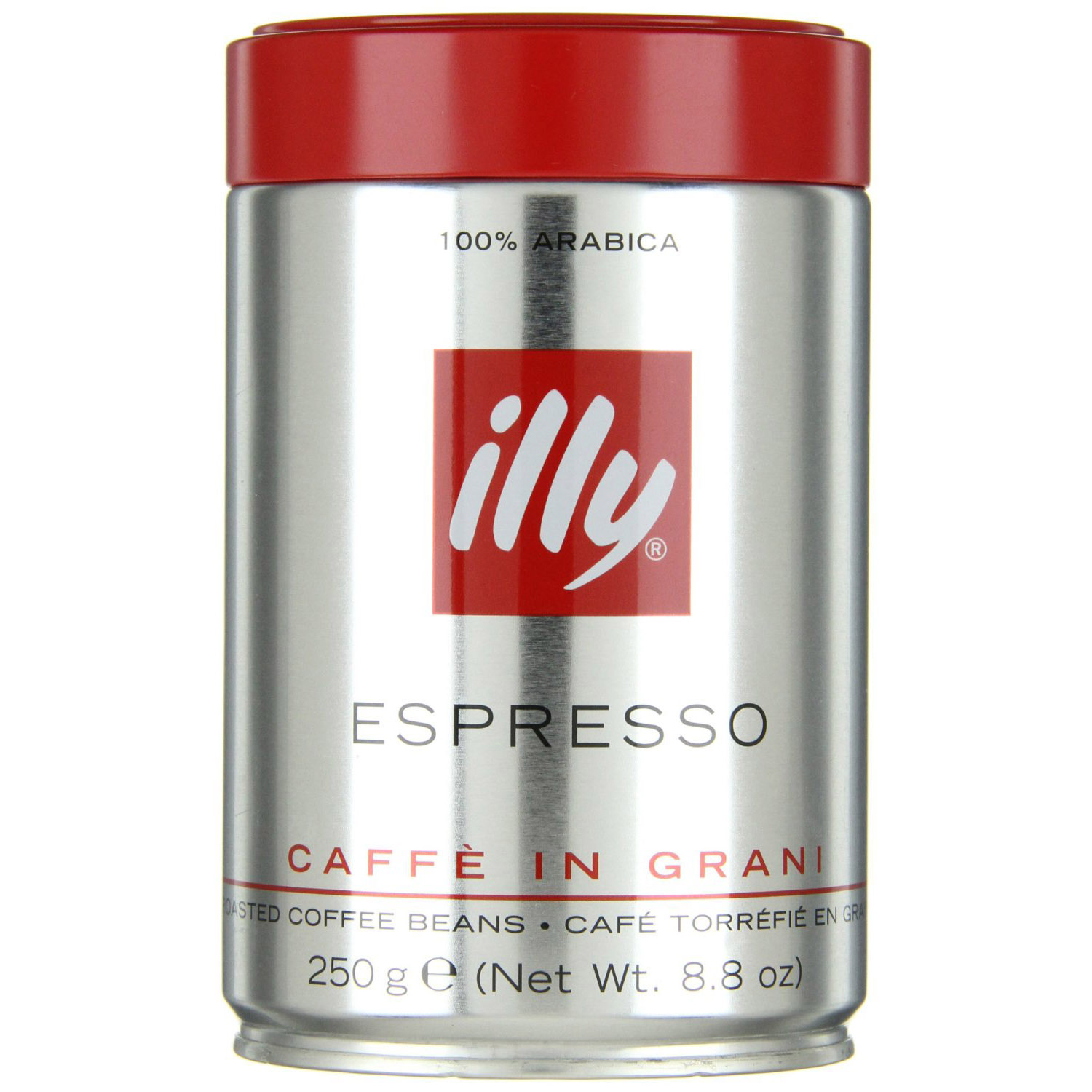 illy Italy Coffee Beans 250gm