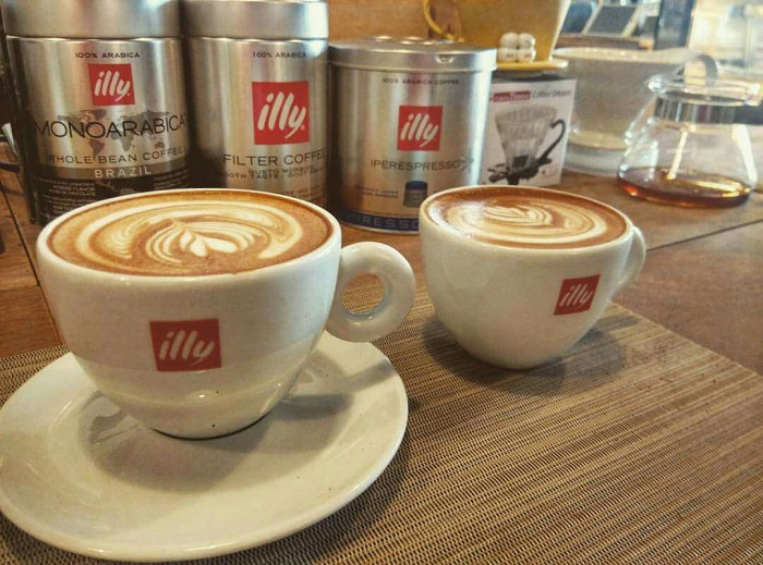 illy Italy ground Coffee 250gm