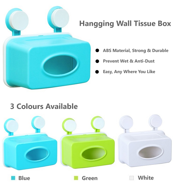 Hangging Wall Tissue Box