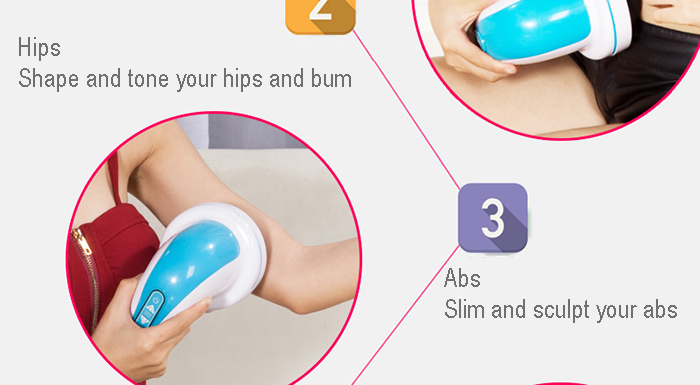 Relax & Spin Tone Second Generation