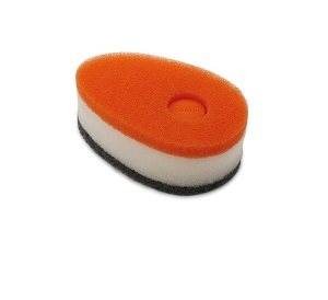 Soapy Sponge Orange-3pcs in 1 set