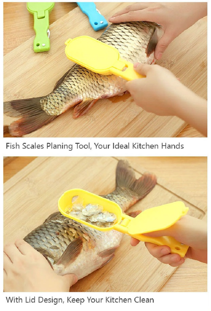 Fish Scales Planing Tool