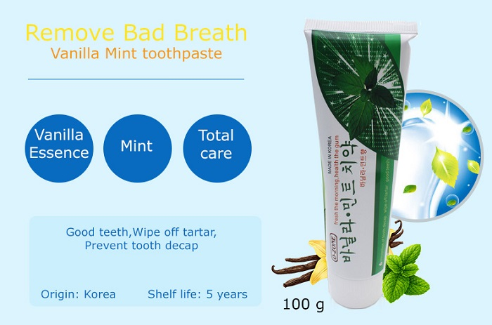O-ZONE Mint Toothpaste