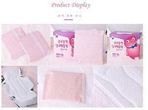 Eunjee Pure Organic Cotton Sanitary Pad