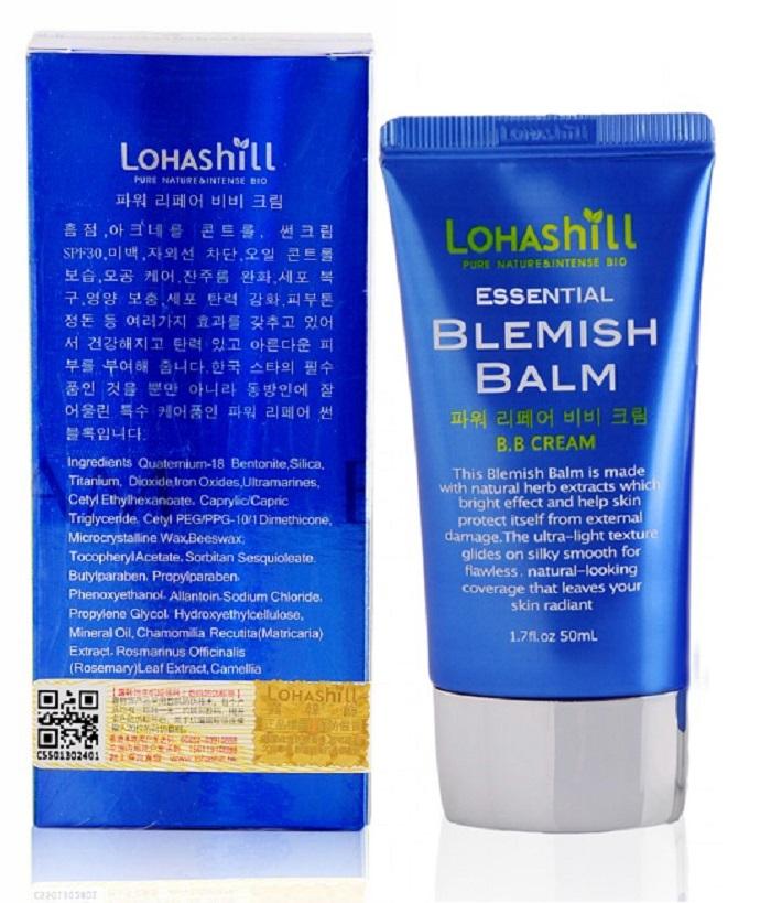 Lohashill Pure Nature & Intense Bio Essential Blemish BB Cream