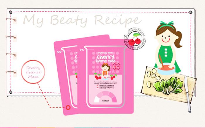 My Beauty Recipe Cherry Essence Mask