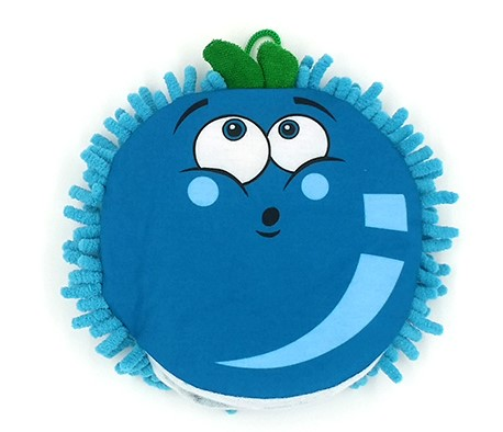 Rosemary Blueberry Puppets Bath Glove