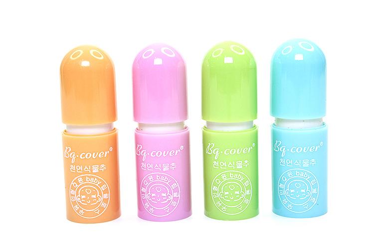 Bq Cover Baby Natural Plant Lip Balm 儿童纯天然之润唇膏