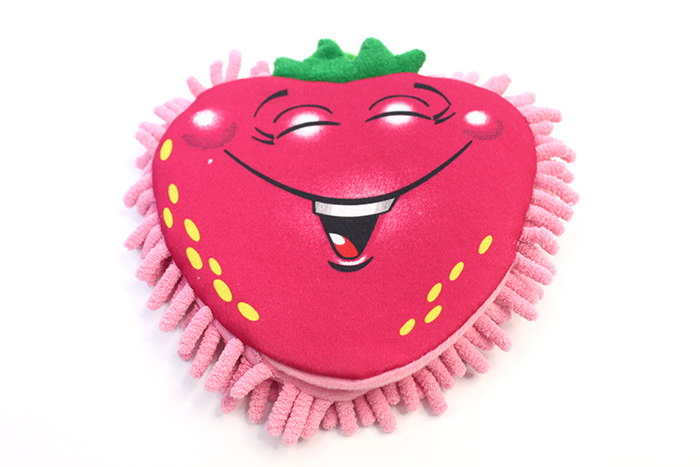 Rosemary Strawberry Puppets Bath Glove