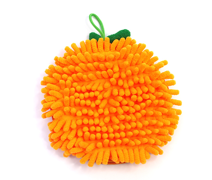 Rosemary Orange Puppets Bath Glove
