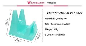 Multifunctional Pot Rack