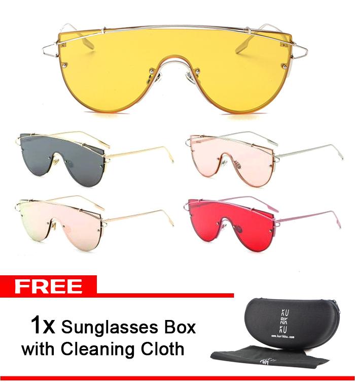 S1931 Trendy Chic Sunglasses