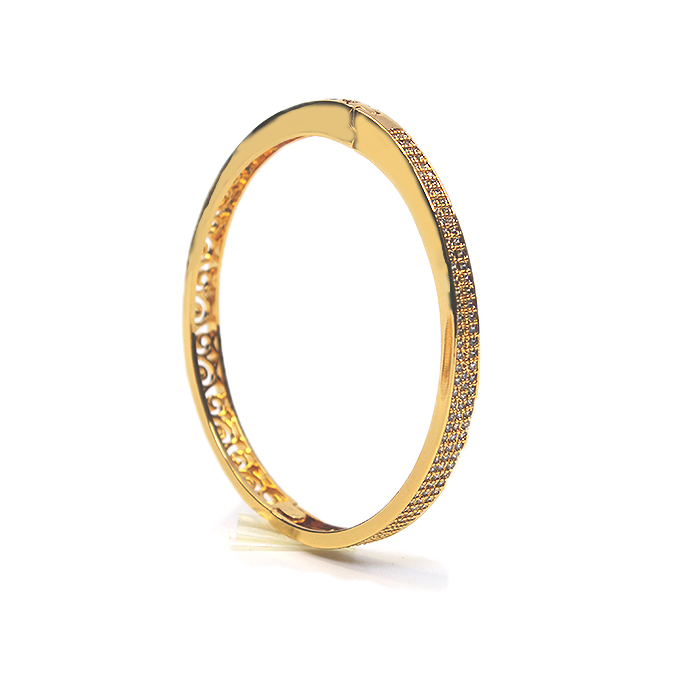Dwi Design Clip On Bracelet Bangle