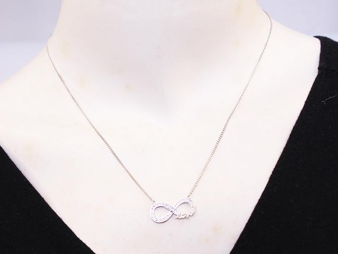 Love Silver Necklaces