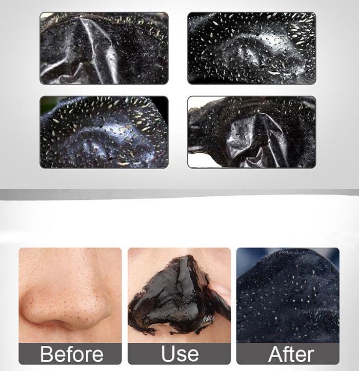 DR-RASHEL Black Mask Nose Blackhead Acne Remover Peel Off Facial Mask 100 ml