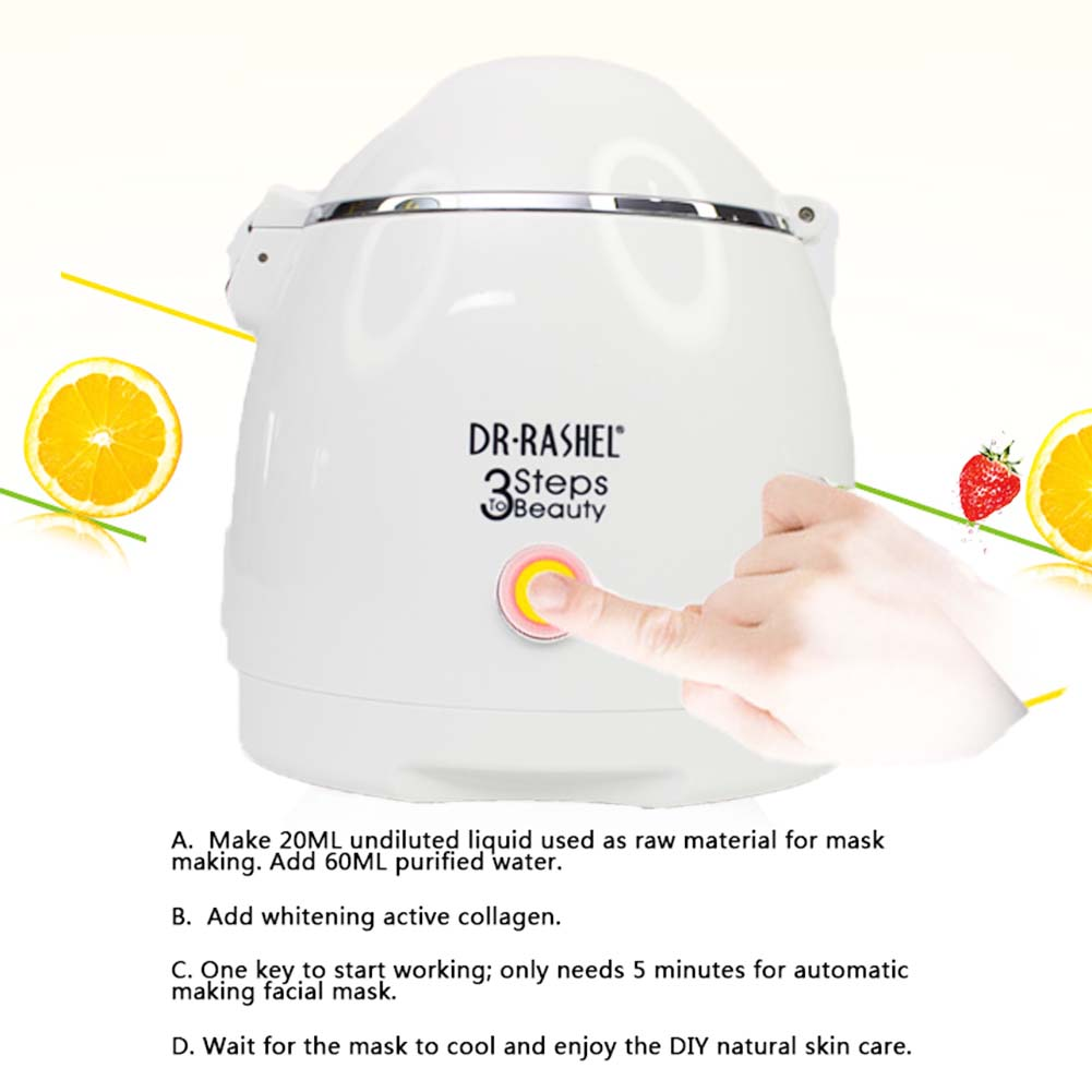 DR-RASHEL DIY Facial Mask Machine