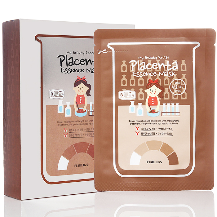 My Beauty Recipe Placenta Essence Mask