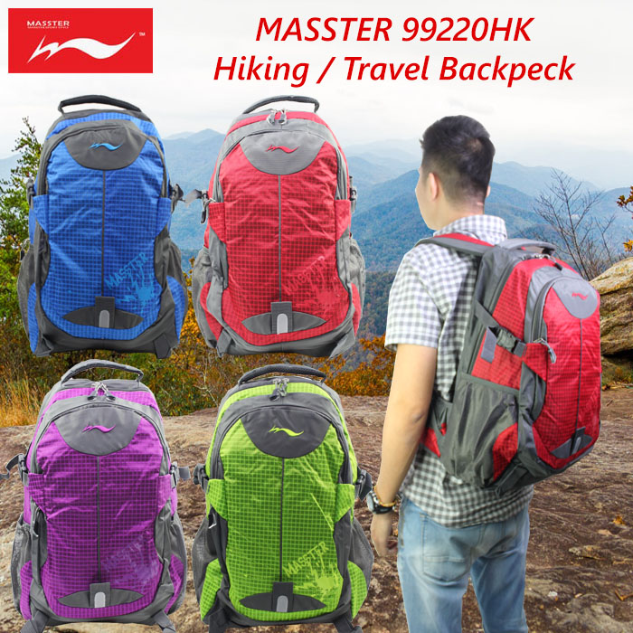 Masster 99220HK Hiking / Travel Backpack