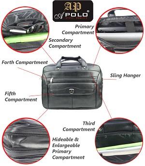 APOLO 99261DCB Labtop / Brief Case