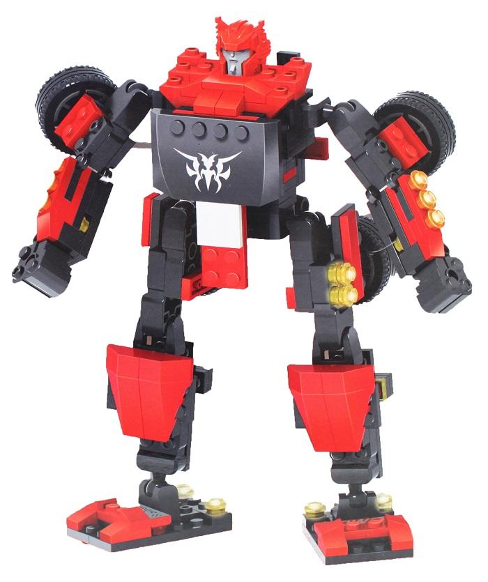 Le Gao Building Blocks Universe Robot No.81012