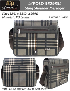 Apolo Limited Edition 36293SL Quality Sling Shoulder Messenger Bag for Men Casual Business Man Fashion