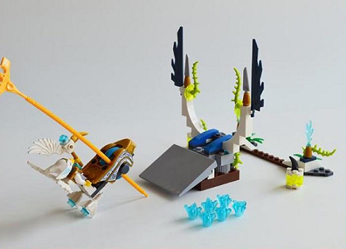 Bela No.10083 Chimo Sparacon Blocks & Building Toys