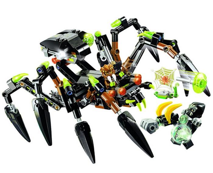 Bela No.10075 Chimo Sparratus & Gorzan Blocks & Building Toys