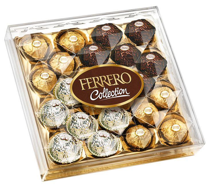 Ferrero Rocher, Ferrero Rondnoir, Confetteria Raffaello Chocolate Collection