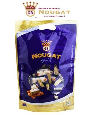 Golden Boronia Nougat Original Soft  100G / 250G