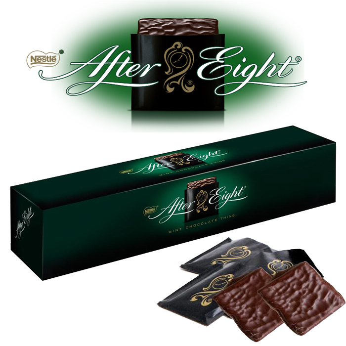 After Eight Mint Chocolate Thins 400g