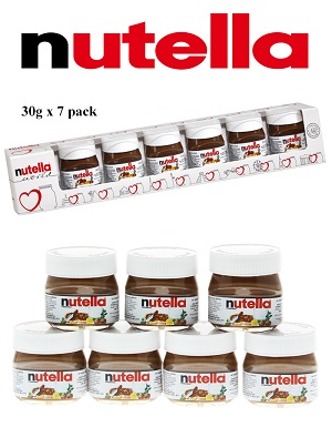 Nutella Mini Pack 30g x 7